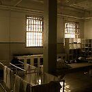 Inside Alcatraz by Charity Thompson