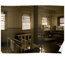 Inside Alcatraz Poster