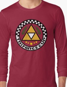 Triforce Cup Long Sleeve T-Shirt