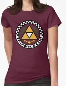 Triforce Cup Womens Fitted T-Shirt