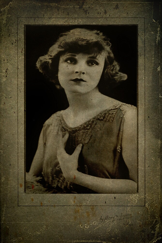 Vintage Portrait by garts