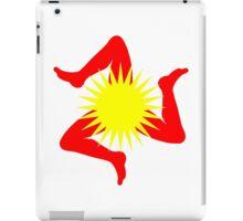Triscele Sun iPad Case/Skin