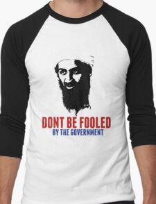Osama Bin Laden is Still Alive Shirt Men's Baseball ¾ T-Shirt