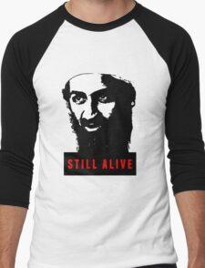 OSAMA BIN LADEN - STILL ALIVE T-Shirt Men's Baseball ¾ T-Shirt