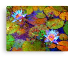 Secret Garden VI Canvas Print