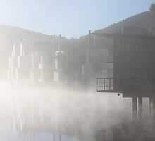 Foggy Lake Crackenback - Restaurant and lake side apartments by kjanderson