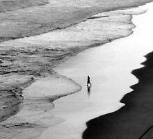 Alone by Of Land & Ocean - Samantha Goode