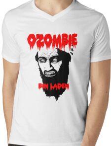 Osama is dead - Osama is undead 2 - Osama Mens V-Neck T-Shirt