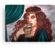 Rosmunda Canvas Print