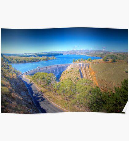 Myponga Dam - Fleurieu Peninsula, South Australia Poster