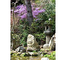 Tranquil Space - Kyoto Japan Photographic Print