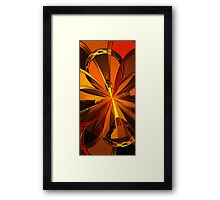 Portal of Light Framed Print