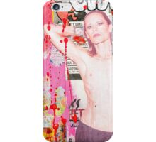 Take a walk on the queer side iPhone Case/Skin