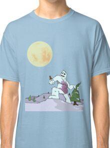 Abdominal Snoman Classic T-Shirt