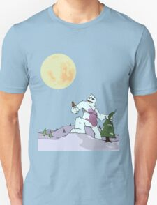 Abdominal Snoman T-Shirt