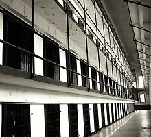 Inside The Big House - Montana Territorial and State Prison, Deer Lodge, Powell County, MT by Rebel Kreklow