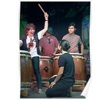 Taiko Excitement ! Poster