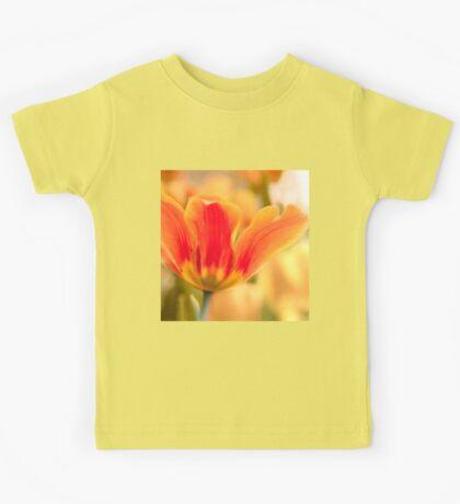 Multicolors tulip Kids Tee