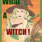 Hecate...What A Witch! by redqueenself
