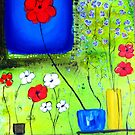 A Flower in the Window by BenPotter