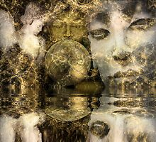 Begin Again by Craig Hitchens - Spiritual Digital Art