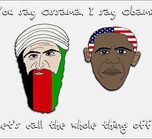 you say ossama, i say obama! by vampvamp