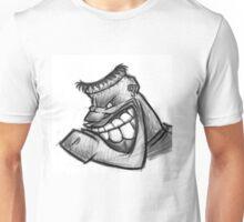 Cool cartoon sketch design Unisex T-Shirt