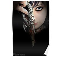 Bladed Beauty Poster