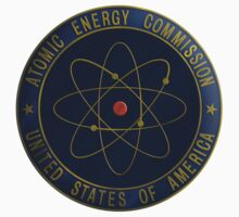 Atomic Energy Commission - Metal Kids Clothes