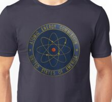 Atomic Energy Commission - Metal Unisex T-Shirt
