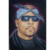 Nate Dogg Tribute Photographic Print