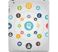 Business an orbit iPad Case/Skin