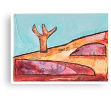 crown land Canvas Print