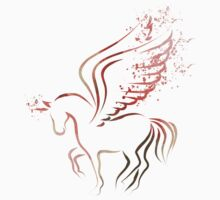 A little unicorn Kids Tee