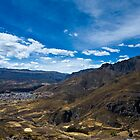 Chivay, Colca Canyon, Peru by strangelight