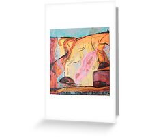 water wound Greeting Card