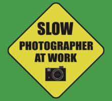 slow photographer Kids Clothes