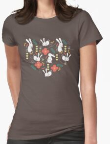 Rabbit Season Womens Fitted T-Shirt