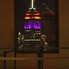 Exit to the Empire State by TeaCee