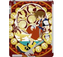 Kingdom Hearts Station (Red) iPad Case/Skin