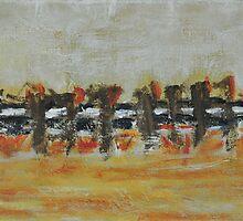 Paddock's edge by Elaine Davoren