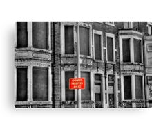 Changed Priorities Canvas Print