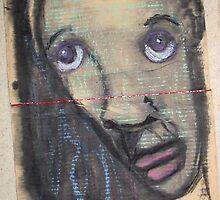 Face, Bernard Lacoque-104 by ArtLacoque