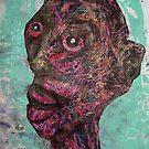 Face, Bernard Lacoque-105 by ArtLacoque