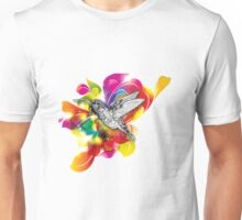 Flights of Color Unisex T-Shirt