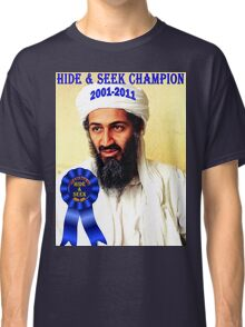 Hide & Seek Champion Classic T-Shirt