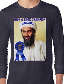Hide & Seek Champion Long Sleeve T-Shirt