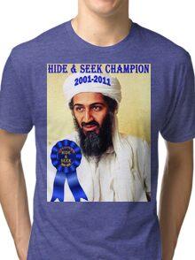 Hide & Seek Champion Tri-blend T-Shirt