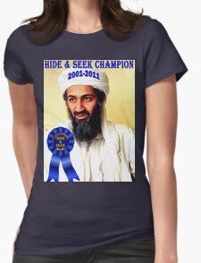 Hide & Seek Champion Womens Fitted T-Shirt