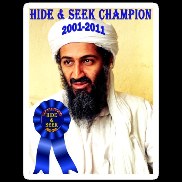 Hide & Seek Champion by Darren Stein